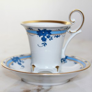 Weimar porcelain cup expresso