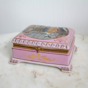 porcelain box sevres
