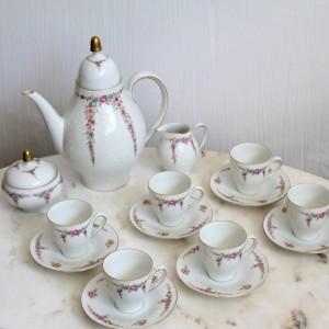 Sherzher tea koffee servize